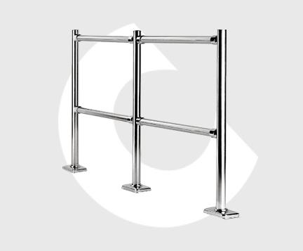 S Barrier-Sistemas de acceso-Carttec