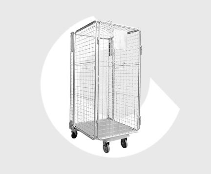 CARTTAINER-SEG-Carro de almacen-Carttec
