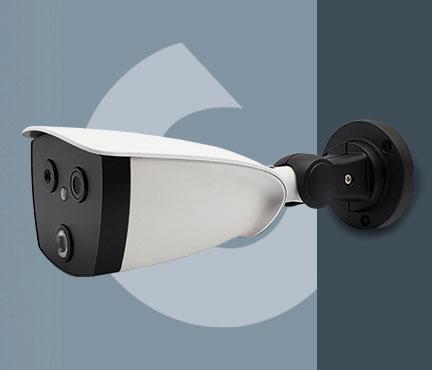 Camara para control de Acceso por temperatura Carttec