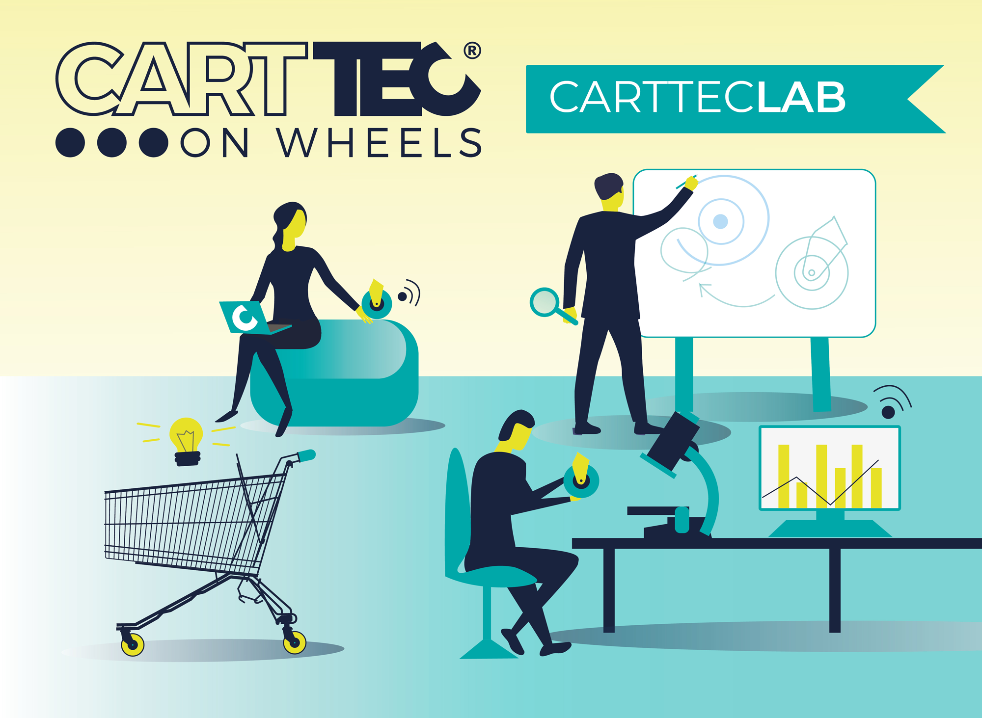 Carttec's innovations covered by international press