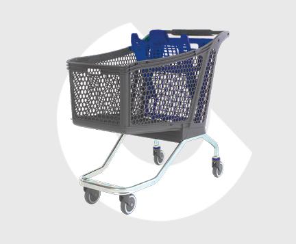 H220-Carro supermercado hibrido-Carttec