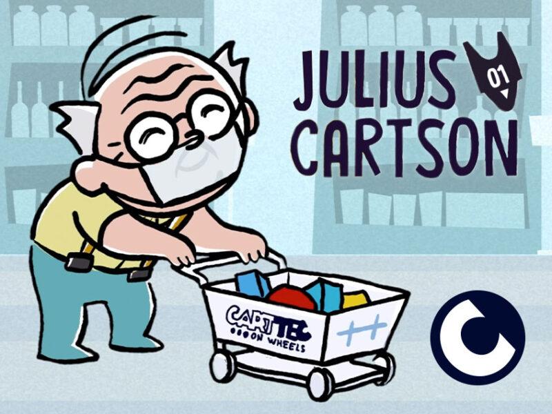 ¿Quién es Julius Cartson?