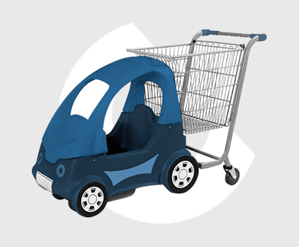 Kiddie Fun Cart-Carttec