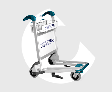 3200-g2 airport trolley luggage cart