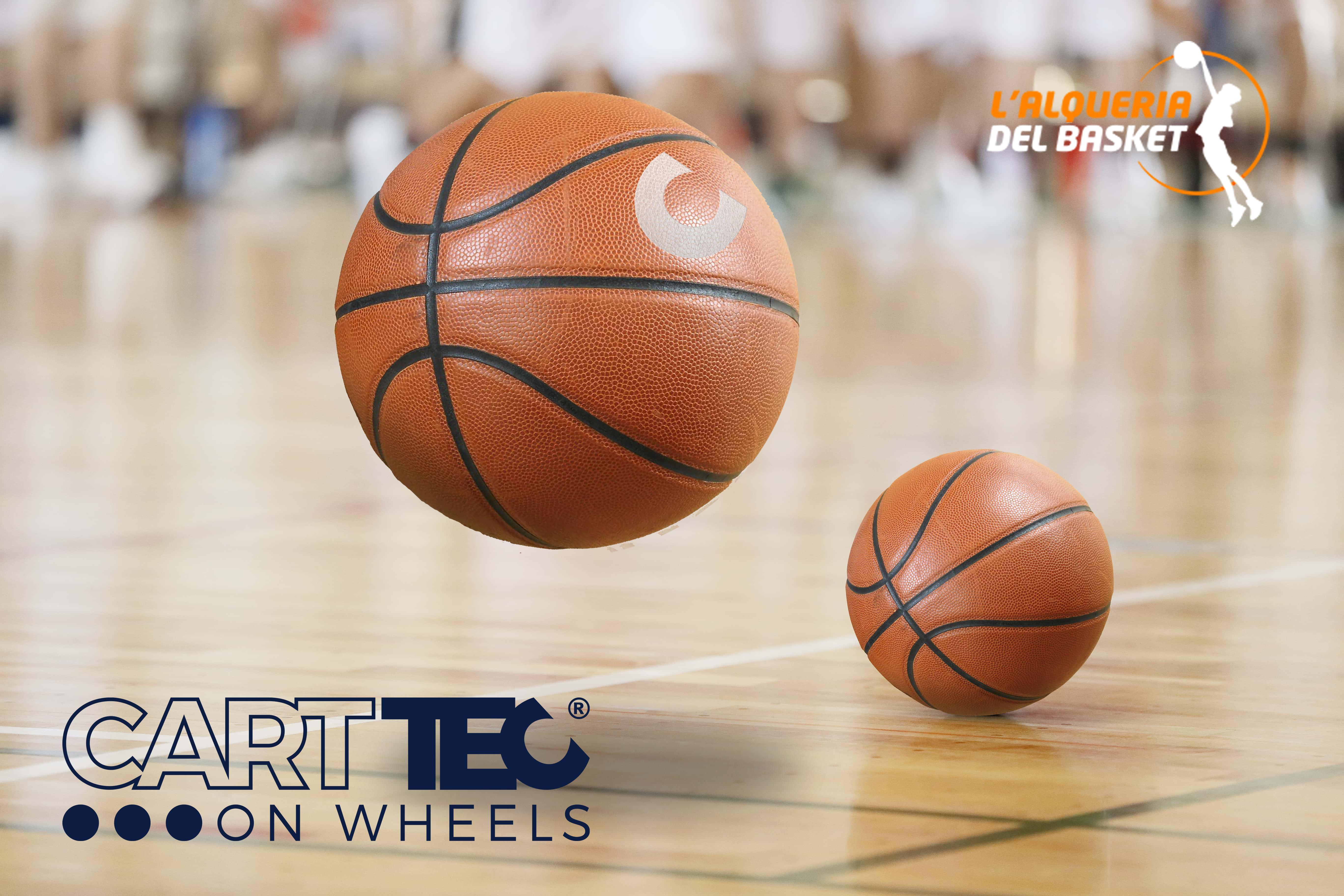 L' Alqueria del Basket  & Carttec