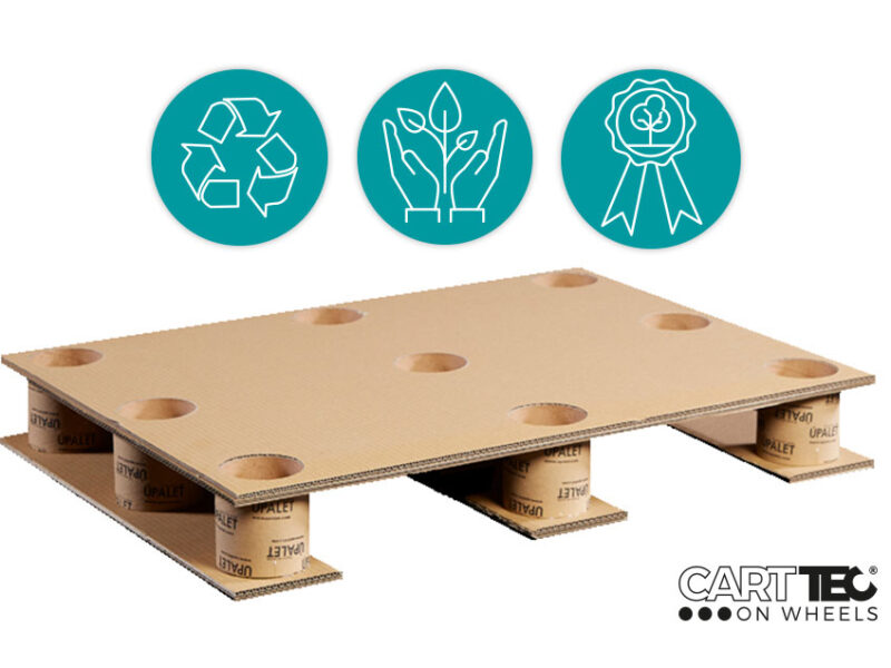 Carttec's true commitment to the environment