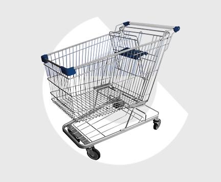 Gama-bc-Carro metal supermercado-Carttec