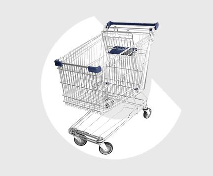 Gama-d-Carro metal supermercado-Carttec