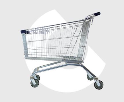 Gama-e-Carro metal supermercado-Carttec